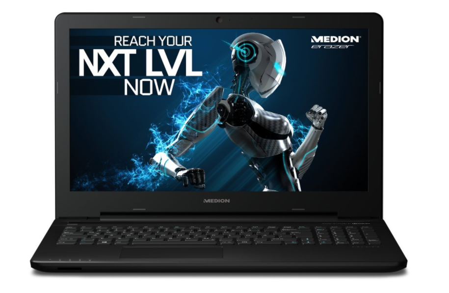 Medion ordinateur portable gamer pas cher