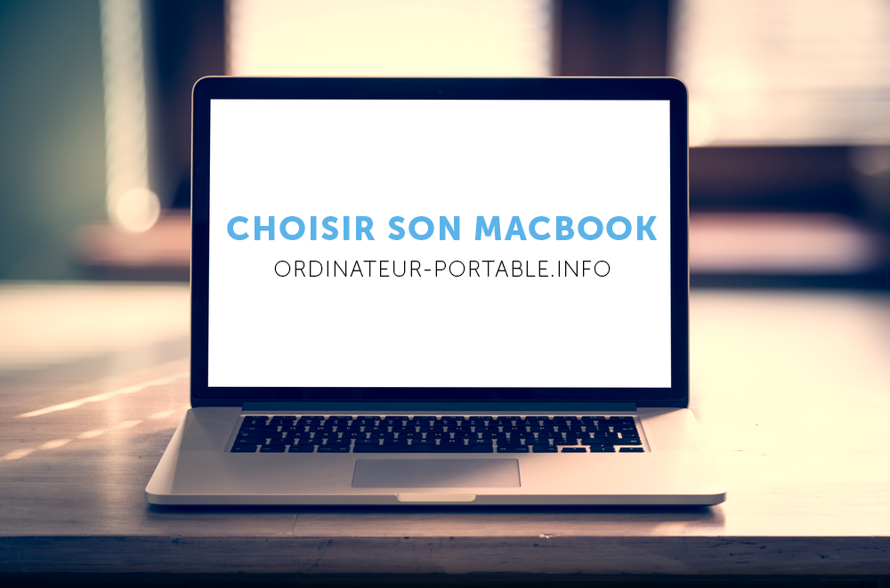 choisir son macbook